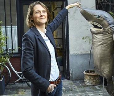Claire Nouvian. Niente più pesca a strascico in Francia ed Europa