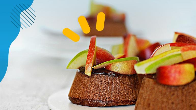 Tortini ciocco-cocco