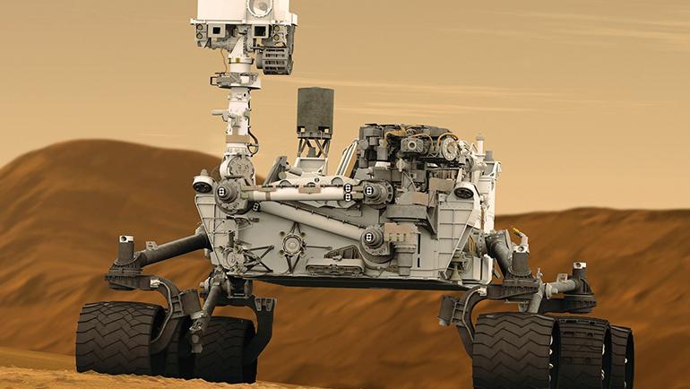 Ultime notizie da Marte. Il Rover Curiosity.