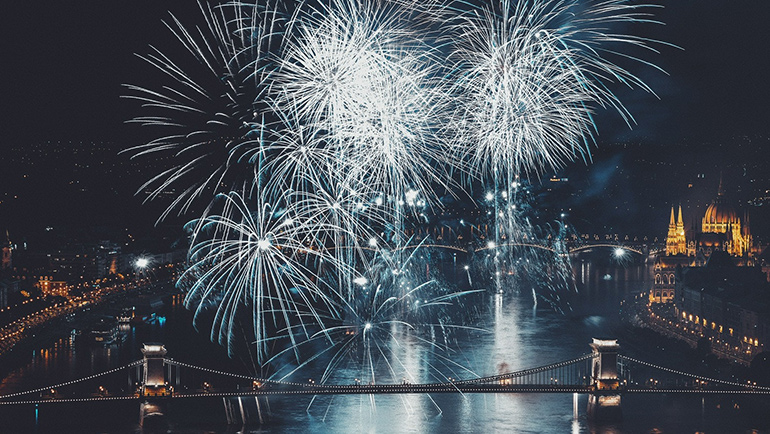 Fuochi D'Artificio: Bibione, Bilbao ed Altre Feste dell'Estate 2018