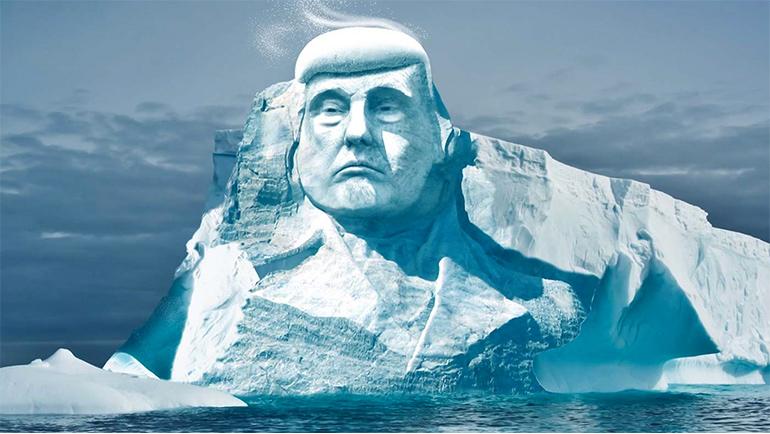 Scioglimento dei ghiacci: il Project Trumpmore