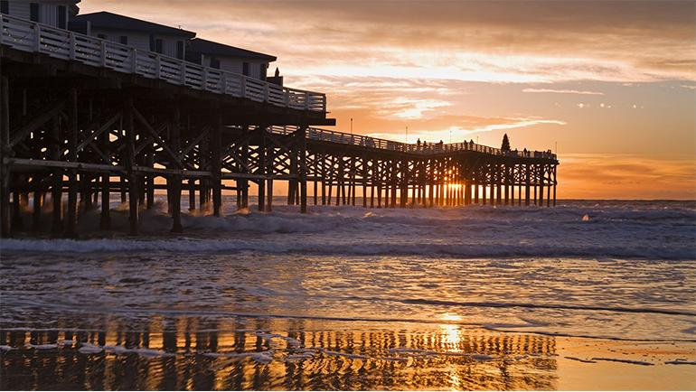spiagge e parchi California
