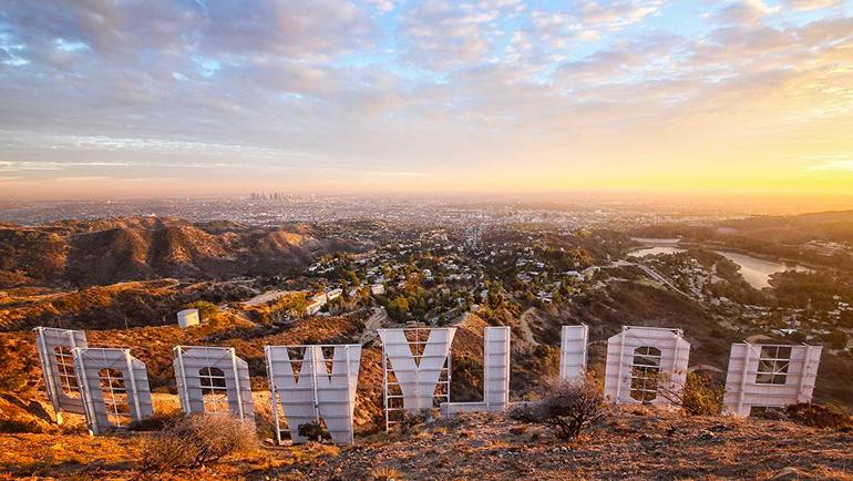 città e parchi California