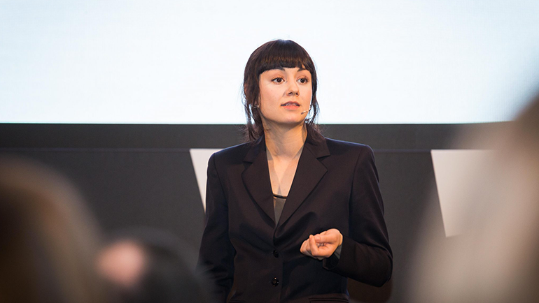 moda sostenibile: Evelyn Mora