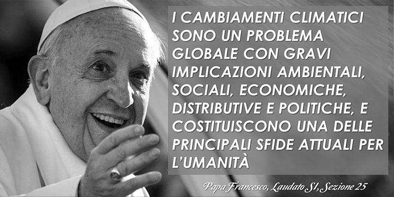 enciclica Papa Francesco ambiente
