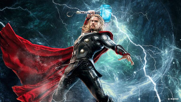 Supereroi marvel: il martello di Thor