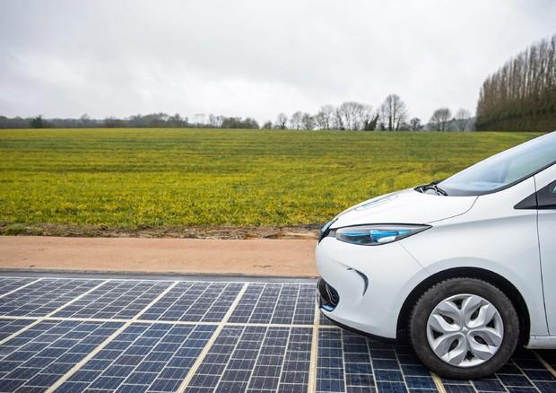 Per Tokyo 2020 verranno costruite strade solari e cinetiche.