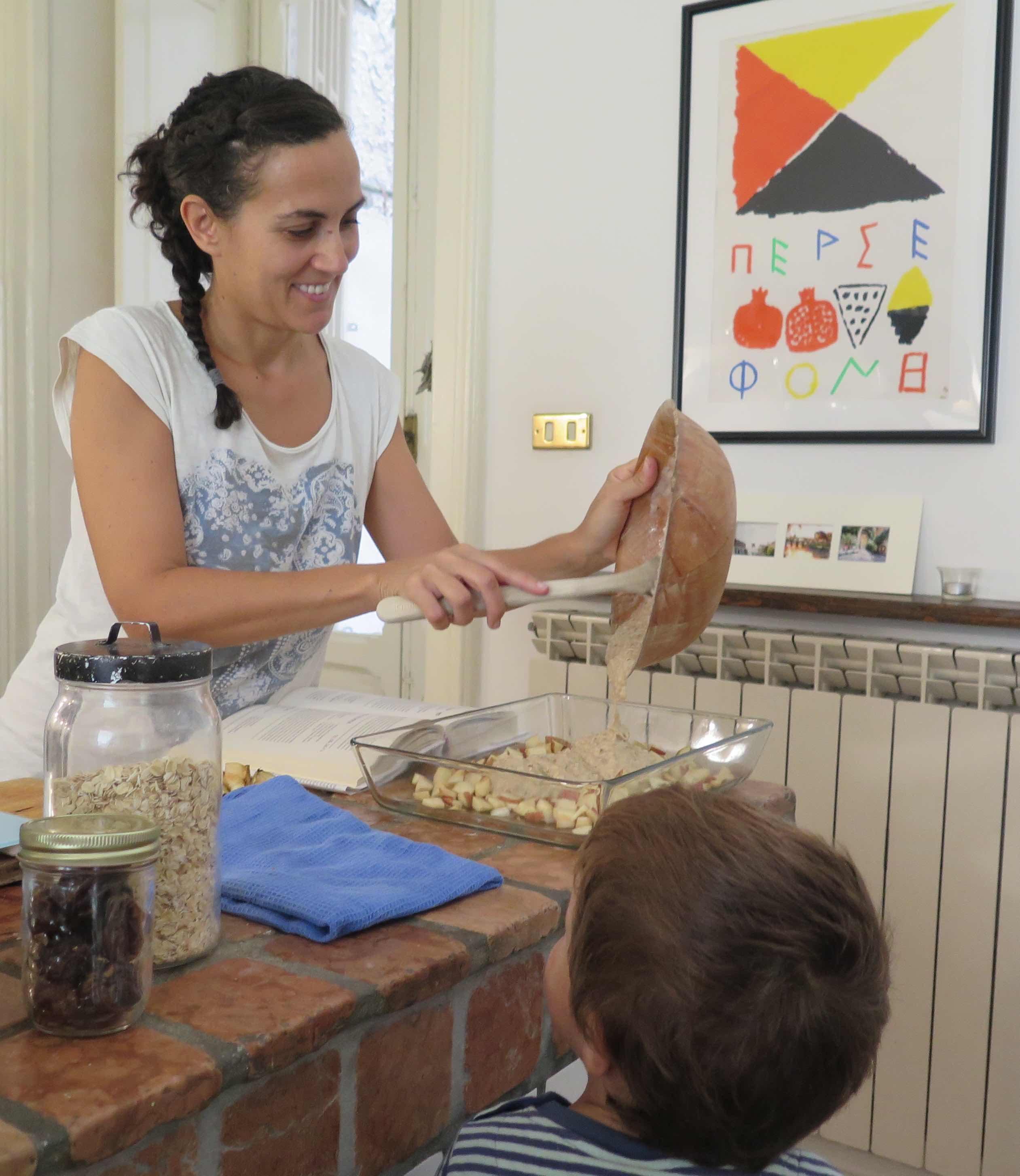 Marianna Mea di Rete Zero Waste ci racconta come ridurre il nostro impatto ambientale anche a casa.