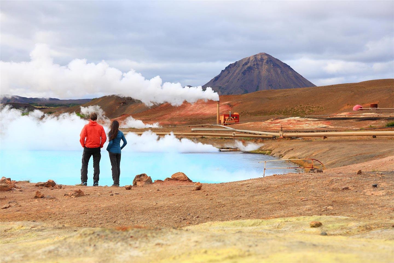 L'energia geotermica è una fonte di energia rinnovabile che sfrutta il calore del sottosuolo.
