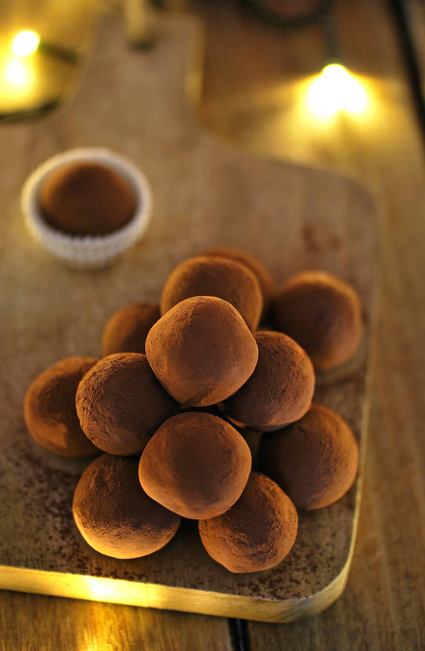 I marron glacé mignon sono perfetti dolci di Natale