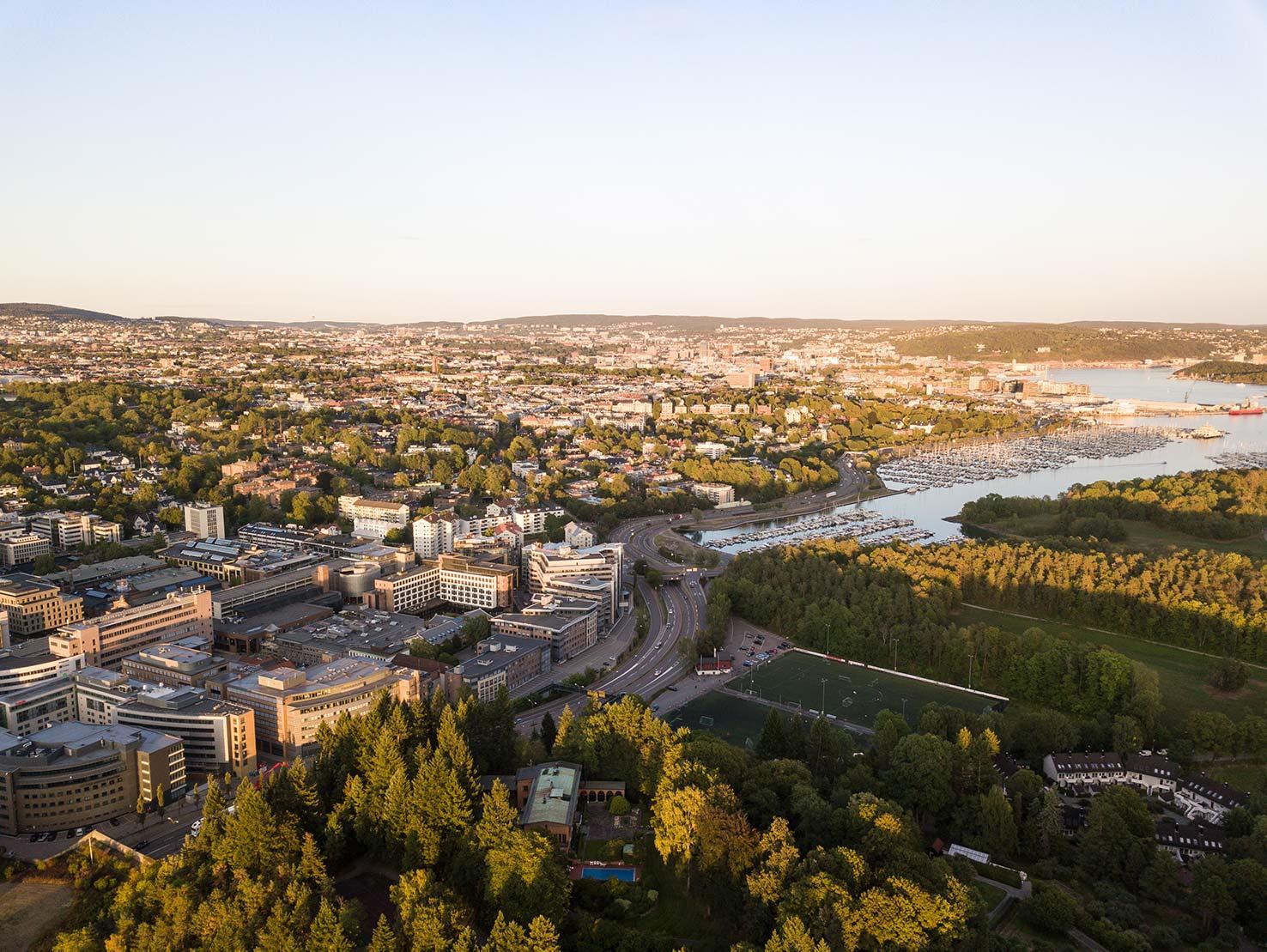 La capitale della Norvegia, Oslo vince il Green City Award 2019 per l'impegno nell'ecologia.