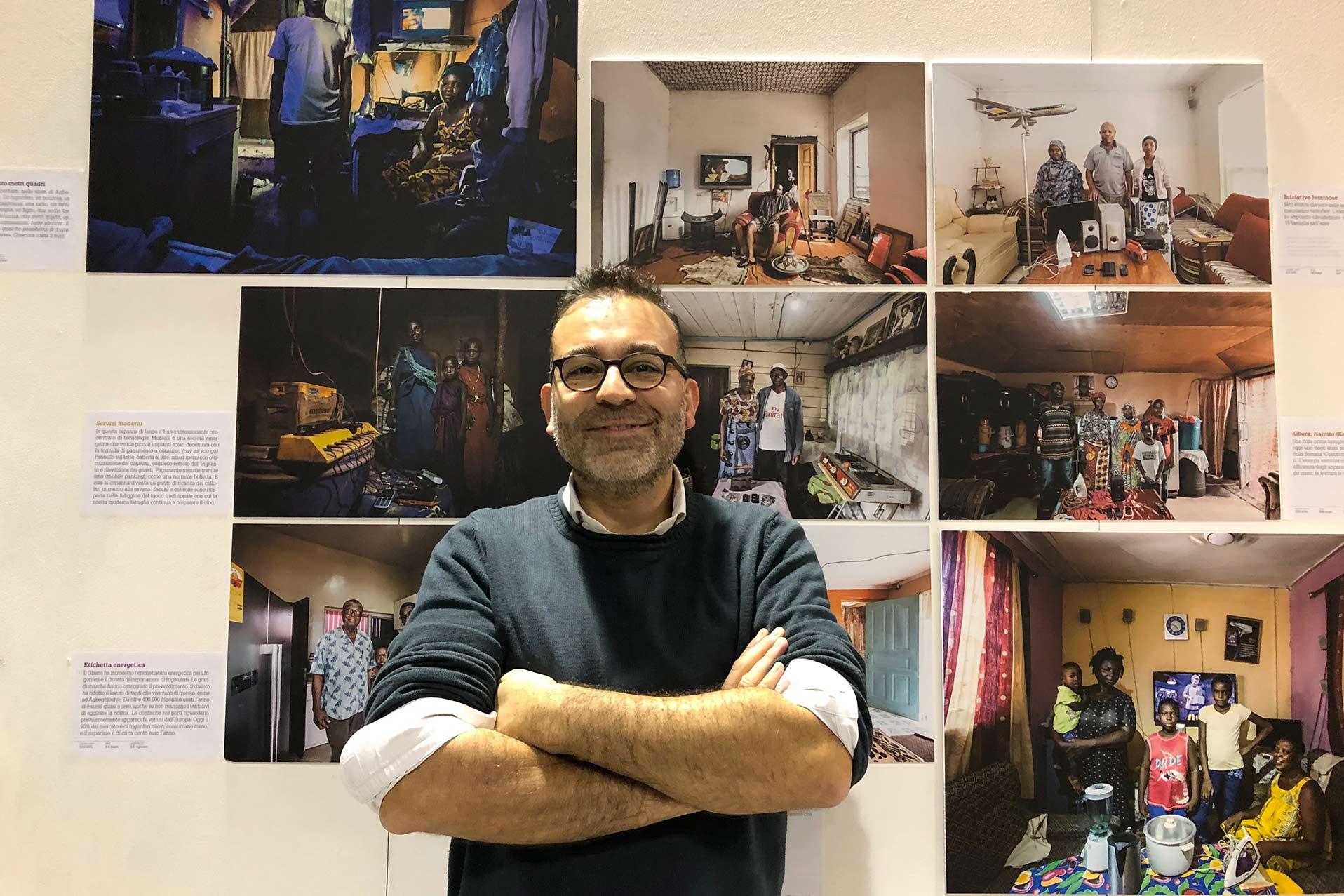 Marco Garofalo: il fotografo che con i suoi scatti racconta l'energia dell'Africa.