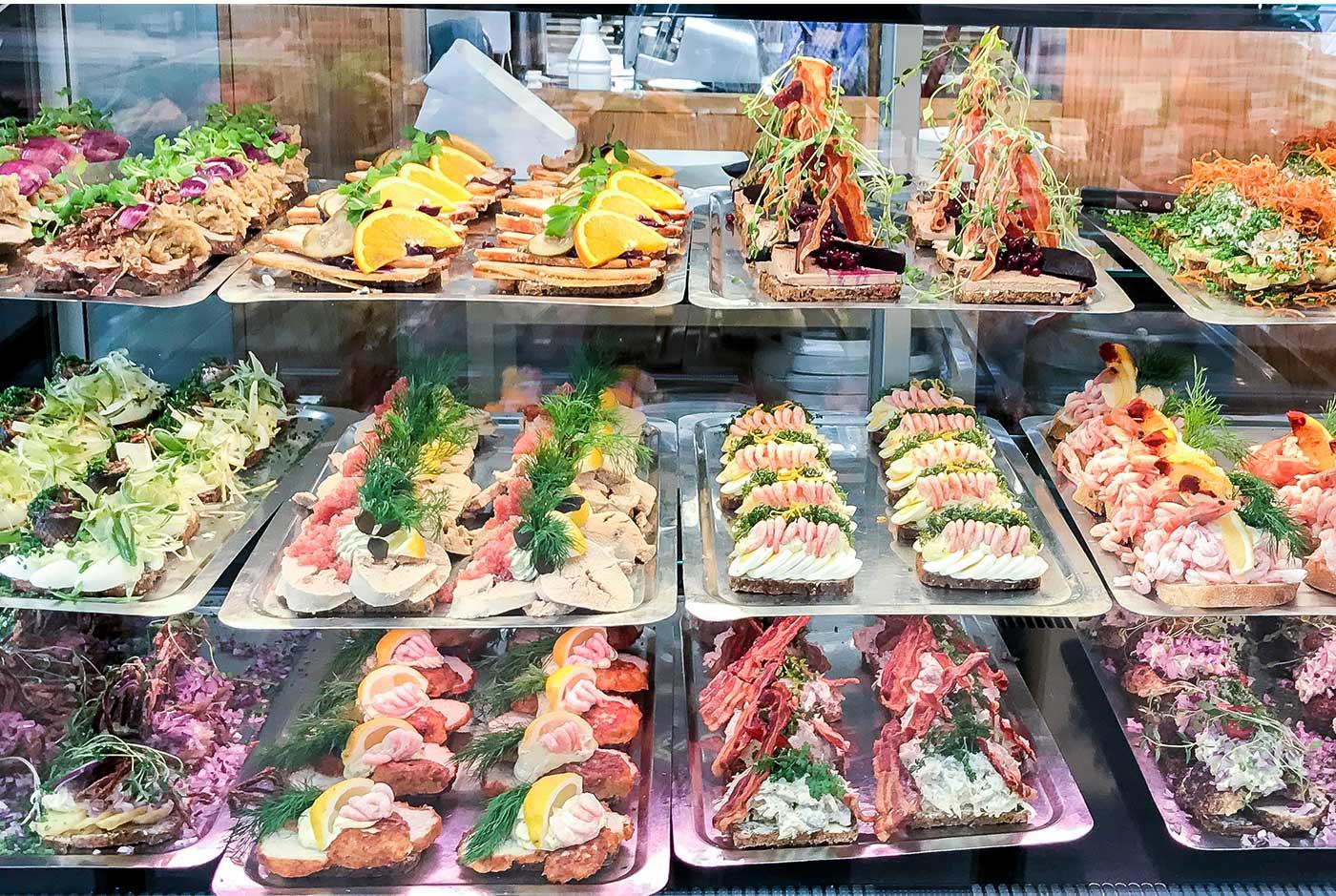 La Danimarca vanta numerosi ristoranti d'eccellenza.