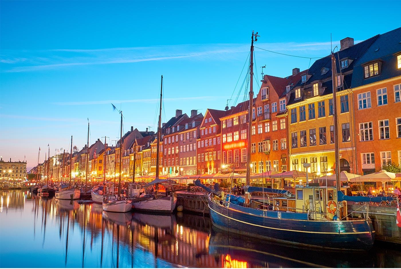 Ecco alcune curiosità ecologiche sulla Danimarca