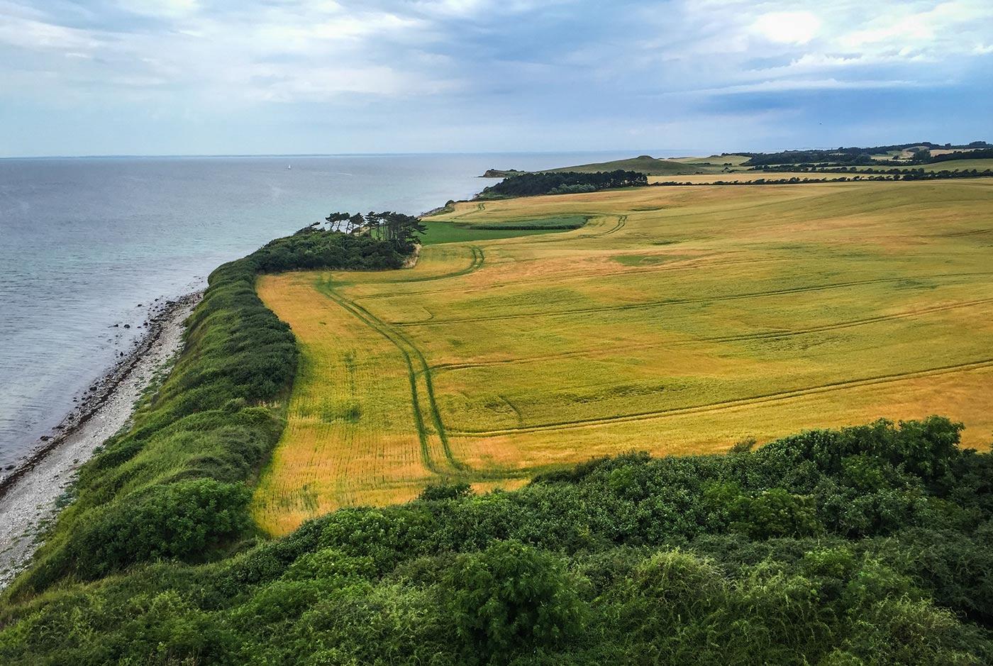 Samso: l'isola ecologica della Danimarca