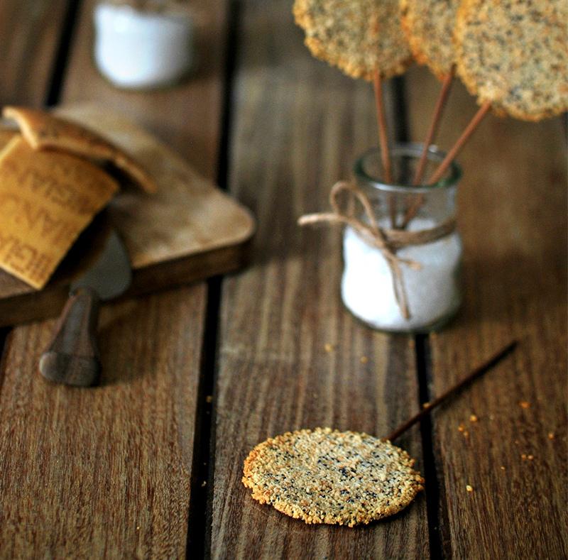 Come cucinare le croste di parmigiano