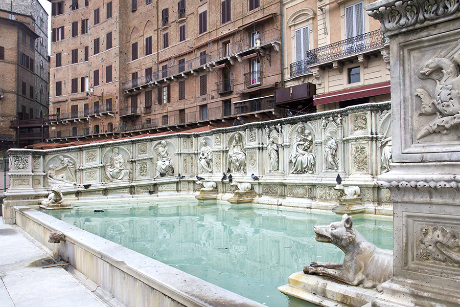 Nella Giornata Mondiale dell'Acqua a Siena si celebrerà la Fonte Gaia