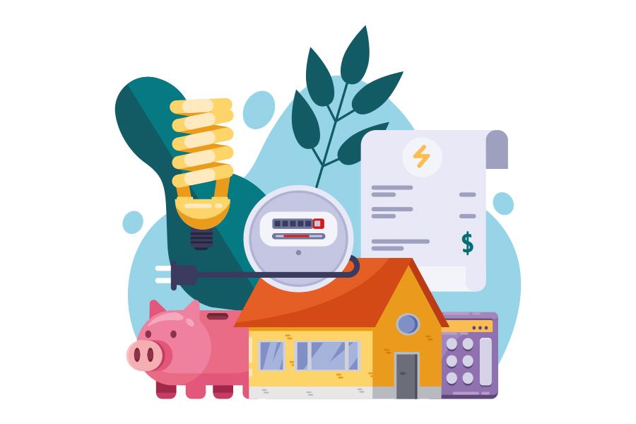 10 trucchi per risparmiare sui consumi elettrici in casa