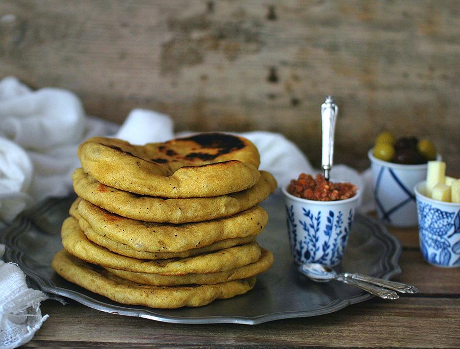 La ricetta del Naan: il pane indiano nella sua variante alla milanese