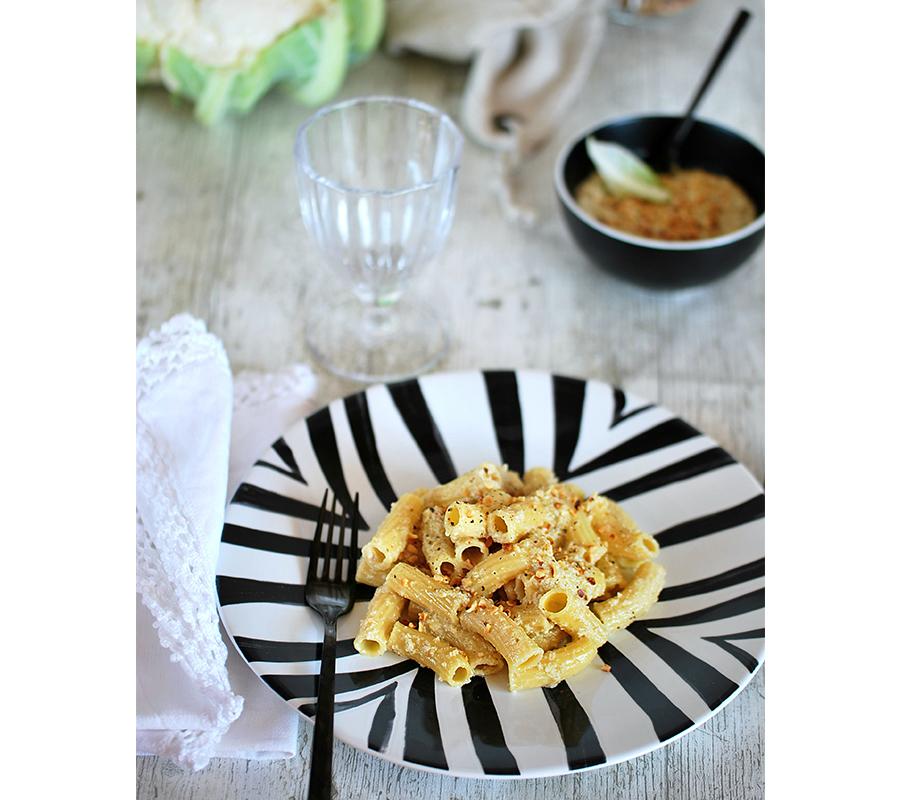Pasta al pesto di noci e cavolfiore: un piatto particolare e gustoso