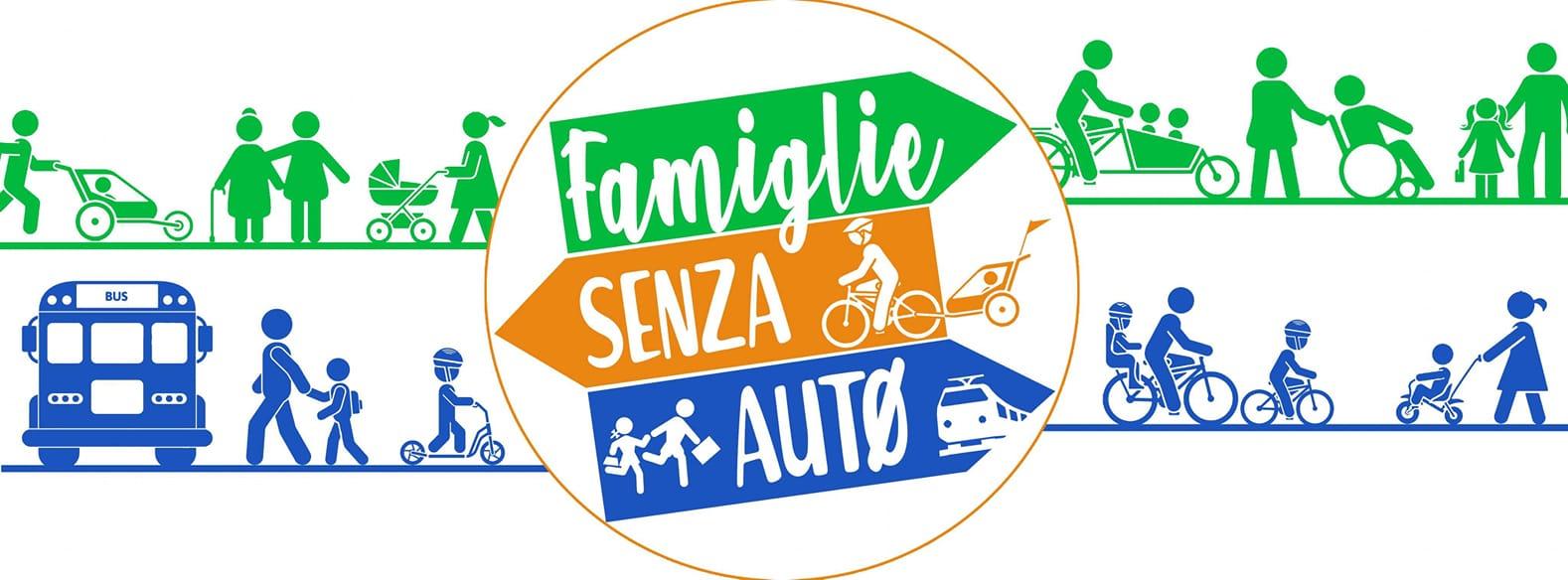 Famiglie senza auto sono un gruppo su Facebook