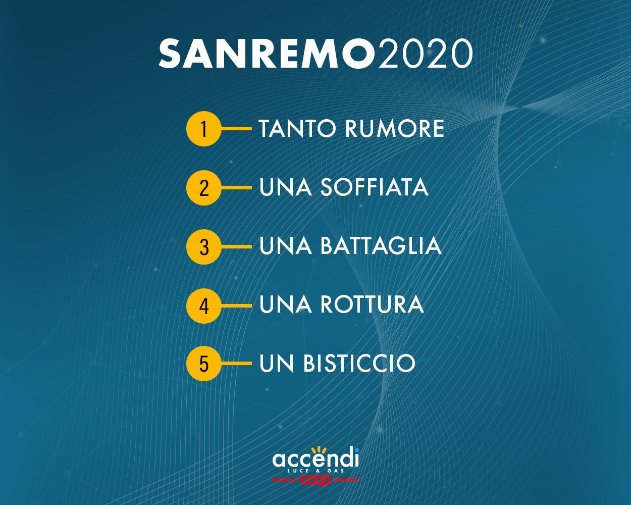 Ecco i 10 momenti indimenticabili di Sanremo 2020