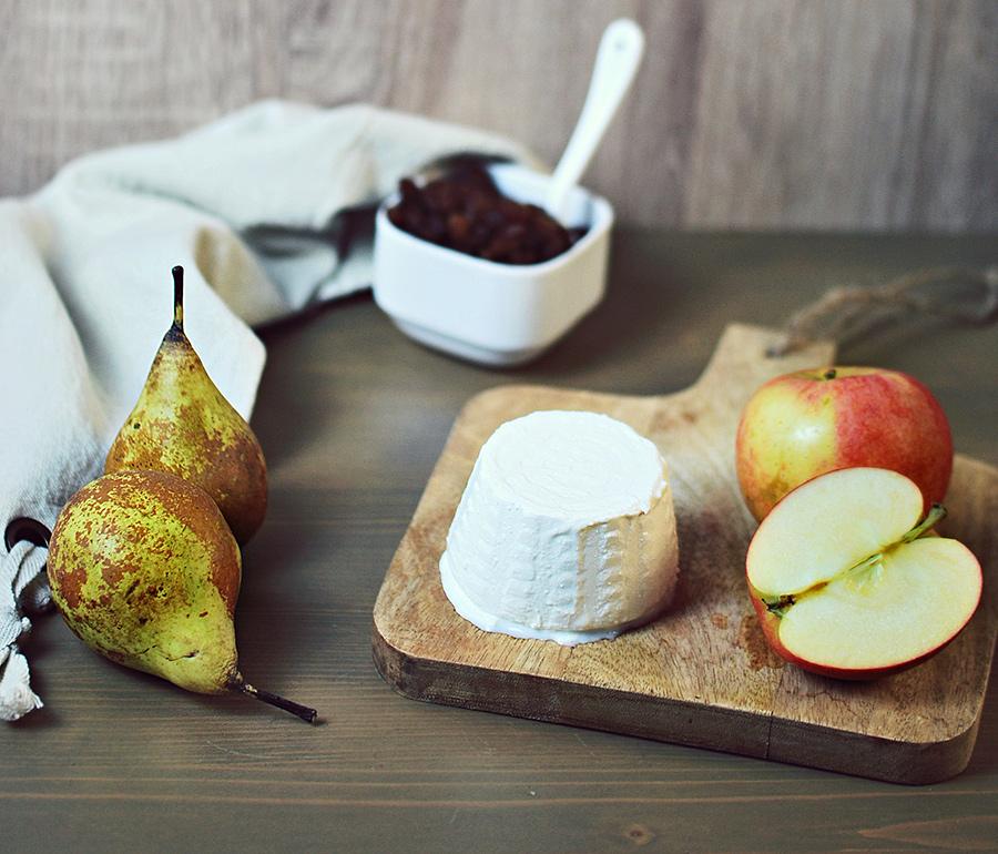 Ingredienti per preparare il dolce in lavastoviglie