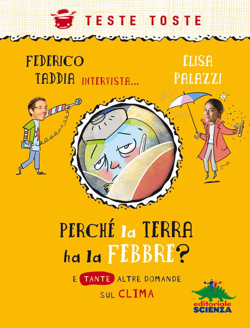 Libro di Elisa Palazzi: Perché la Terra ha la Febbre?