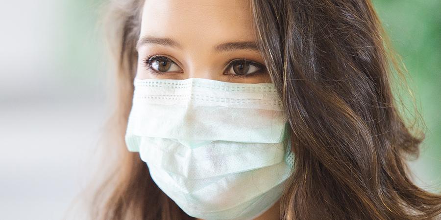 le mascherine antivirus