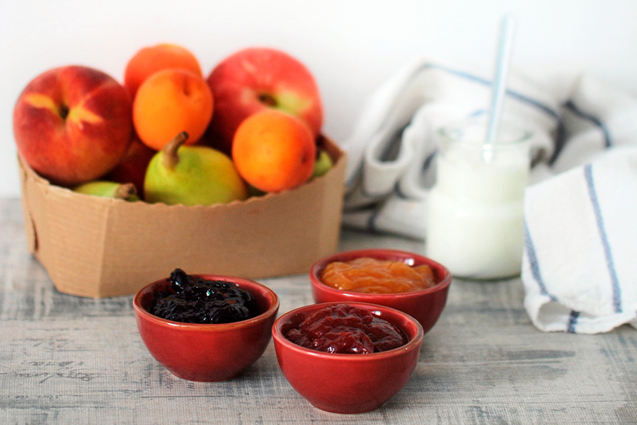 Frozen yogurt alla frutta: gli ingredienti
