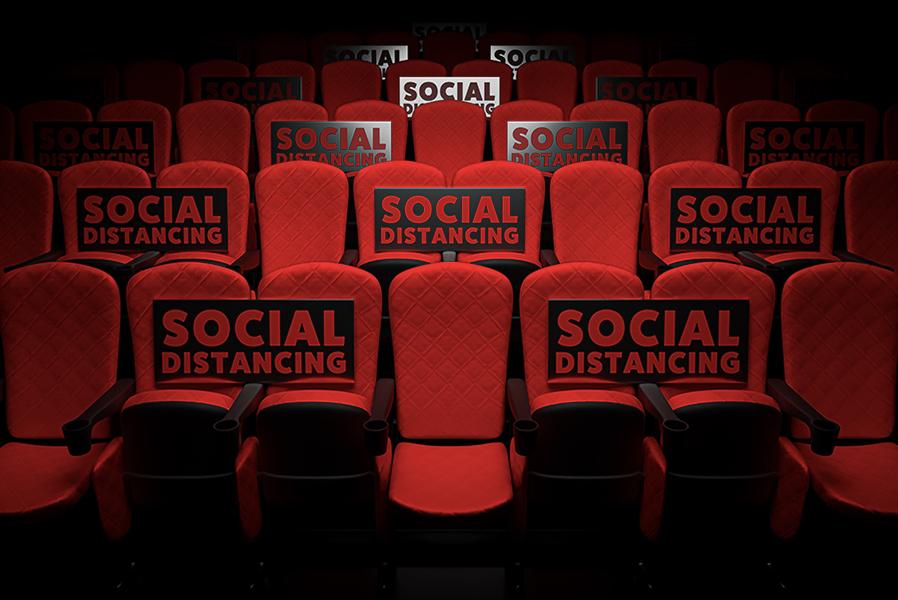 Cinema e Coronavirus: riaperture, nuove regole e nuove opportunità