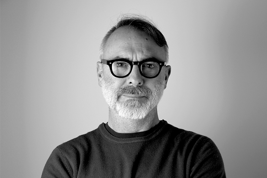 Nicola Palmarini autore del libro Immortali