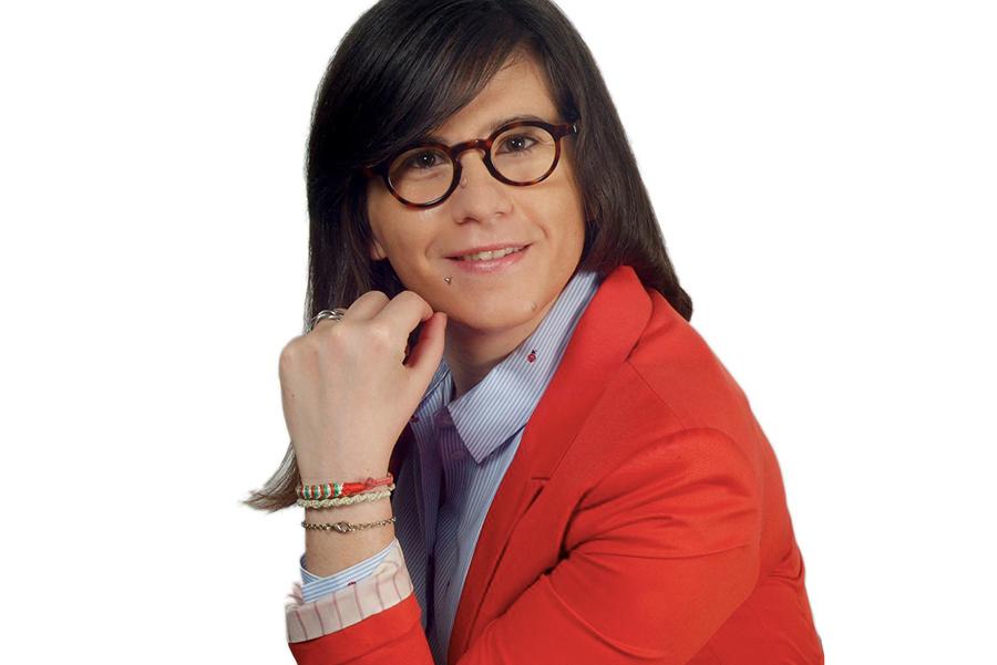Giusy Sica, candidata a donna dell'anno