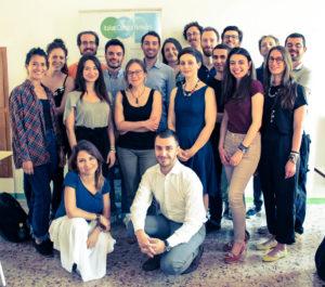 Le persone che compongono Italian Climate Network