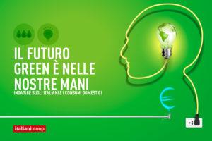 Indagine di italiani.coop sui consumi energetici degli italiani